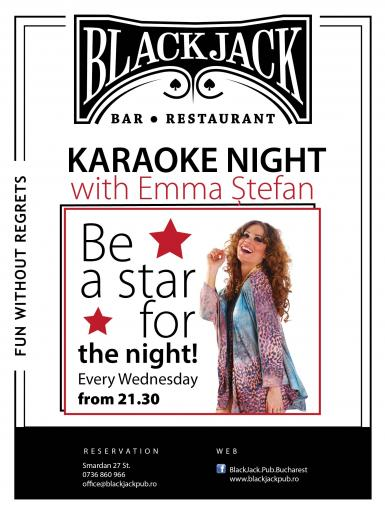 poze karaoke night by emma stefan