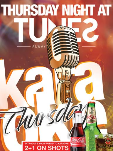 poze karaoke thursdays late night voices