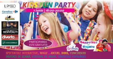 poze kids fun party lotus center