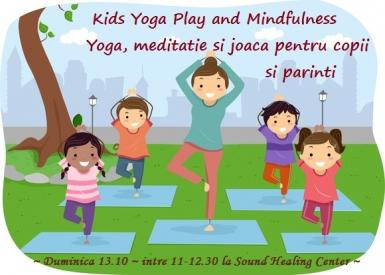 poze kids yoga play and mindfulness