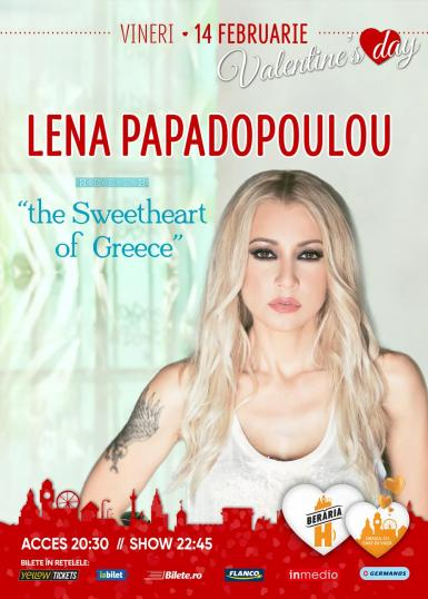 poze lena papadopoulou the sweetheart of greece valentine s day