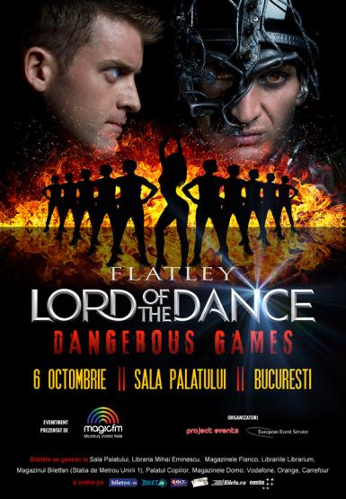 poze lord of the dance la bucuresti
