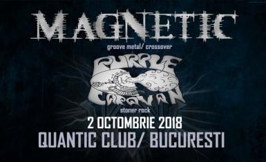 poze magnetic si purple caravan la quantic