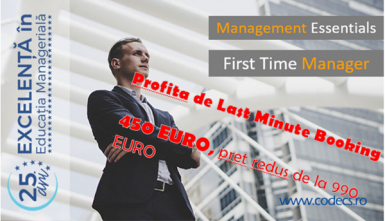 poze management essentials first time manager