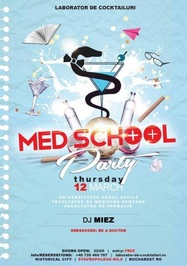 poze medschool party