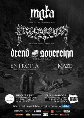 poze  mg a procession dread sovereign entropia si maze bucuresti