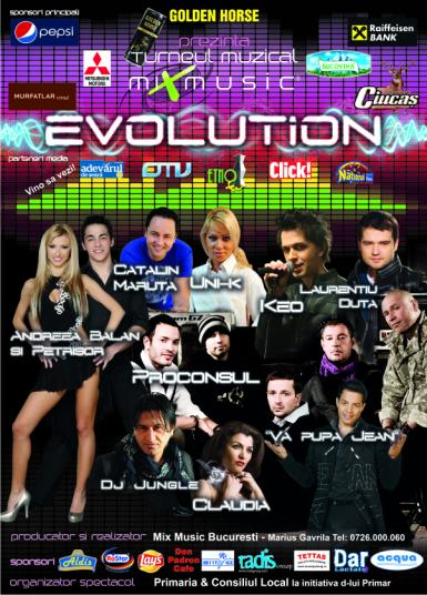 poze mix music evolution 2012 la venus
