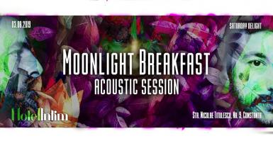 poze moonlight breakfast acoustic session