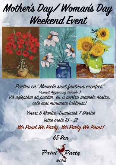 poze mother s day woman s day weekend event 5 7 martie