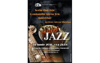 poze  new school of jazz revine
