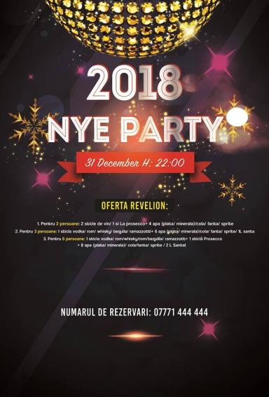 poze new year party 2018