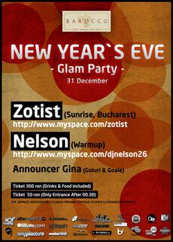 poze new years eve glam party