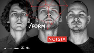 poze noisia at form space