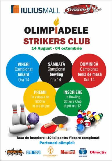 poze olimpiadele strikers club