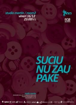 poze party cu suciu nu zau pake in studio martin