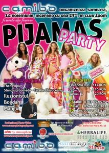 poze pijamas party