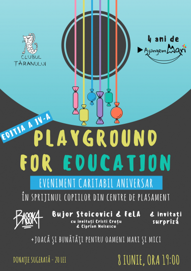 poze playground for education editia a iv a