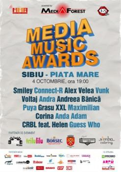 poze premiile muzicale media music awards 2012