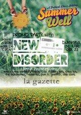 poze promo party cu new disorder