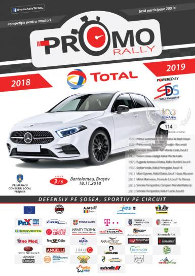 poze promo rally total powered by sds