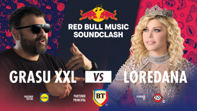 poze red bull music soundclash revine grasu xxl vs loredana la sala