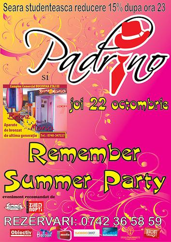 poze remember summer party