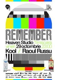 poze remember with kool raoul russu