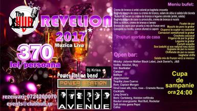 poze revelion 2017 club the hub