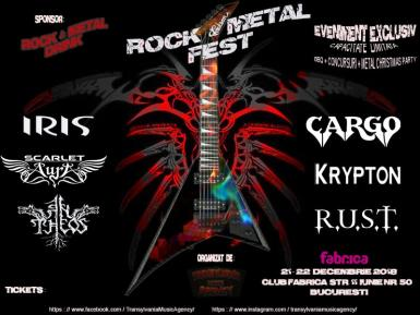 poze rock metal fest