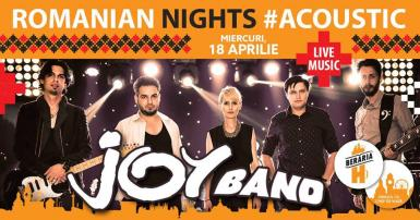 poze romanian nights la beraria h cu joy band