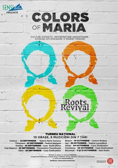 poze roots revival romania colors of maria la timisoara