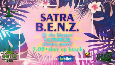 poze satra benz the biggest summer closing party