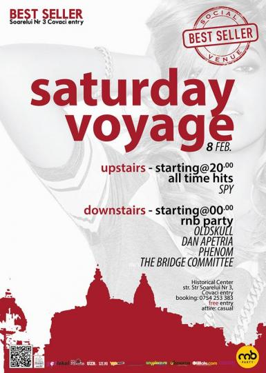 poze saturday voyage