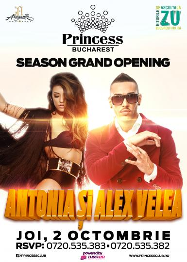 poze season grand openin princess club bucuresti