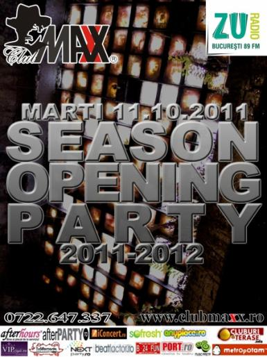 poze season opening party in club maxx