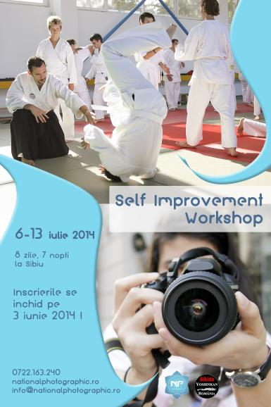 poze self improvement workshop sibiu 2014