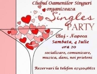 poze singles party