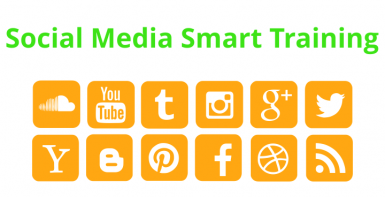 poze social media smart training