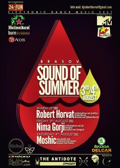 poze sound of summer