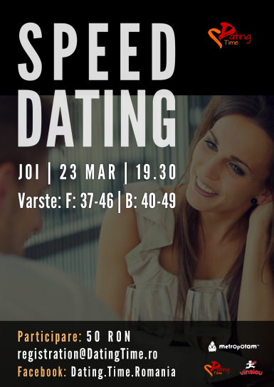 Ce este speed dating