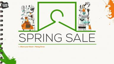poze spring sale powered by share your closet