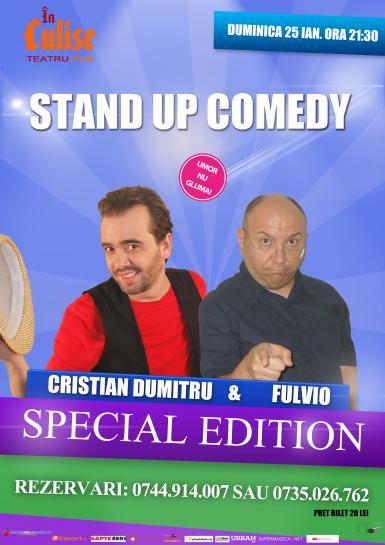 stand up bucuresti duminica