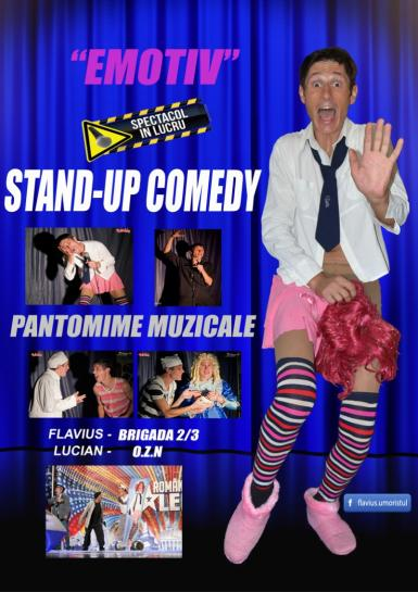 poze stand up comedy in bistrita pub corso cafe