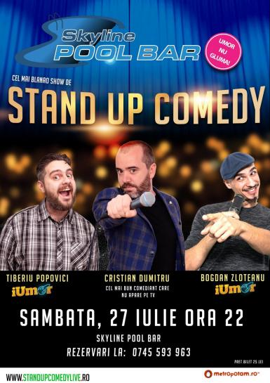 poze stand up comedy sebes 27 iulie 2019