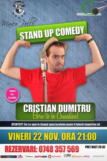 stand-up comedy drobeta turnu severin vineri 22 noiembrie 2013