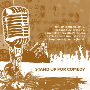 poze stand up for comedy