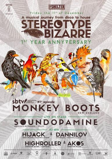 poze stereotype bizarre 1st year anniversary celebration
