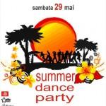 poze summer dance party in club ice