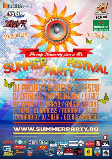 poze summer party festival 2014 la periam port