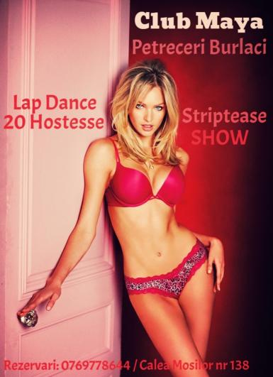 poze super stripteasse show si dj party